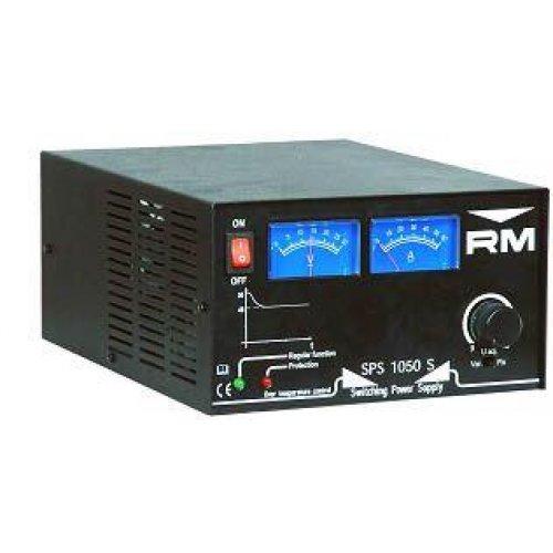 Τροφοδοτικό 230V->9-15VDC 45A switching ρυθμιζόμενο πάγκου SPS-1050S RM ITALY