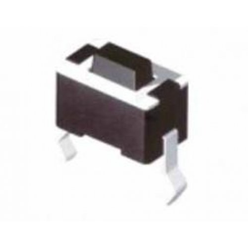 Tact switch 6x6x4.3mm 2pin 100g SW-831