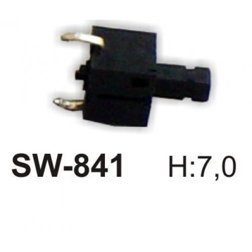 Tact switch 6x6x11.0mm 2pins SW-835