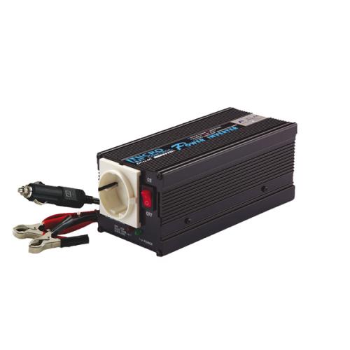 Inverter 12V-24V -> 230V 300W + USB τροποποιημένο ημίτονο A301 Albrecht