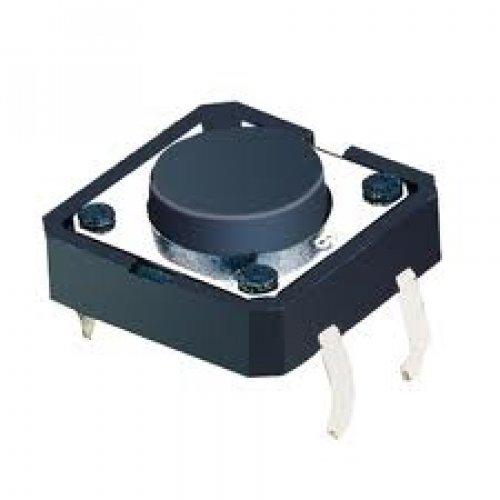 Tact switch 12x12x7.50mm 4pin 180gr TVGP01