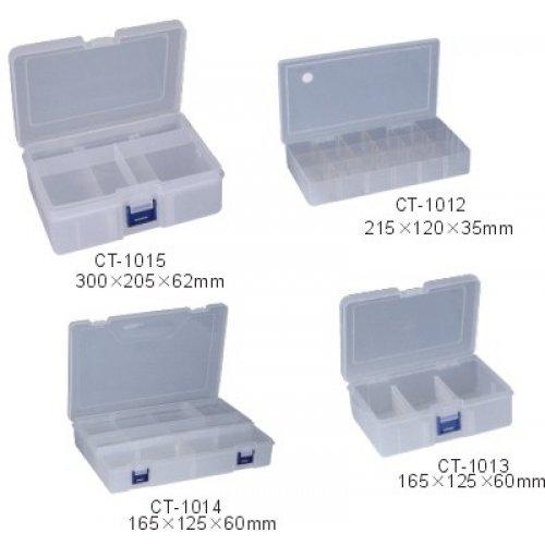 Κουτί πλαστικό με χωρίσματα 215x120x35 CT-1012 Brand