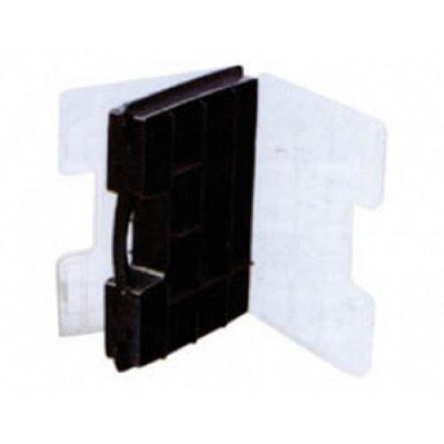 Κουτί πλαστικό με χωρίσματα 285x210x75 CT-1019 Brand