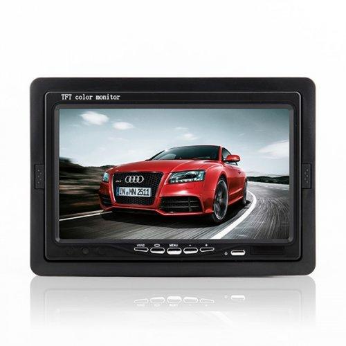 """Οθόνη 7"""" LCD LCDM-7 Realsafe"""