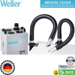 Zero Smog 4V Kit 2 sloped nozzles Volume extraction 53665699 Weller