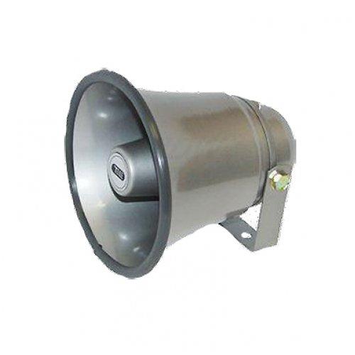 Κόρνα αλουμινίου με κεφαλή 10'' 25W THS-100