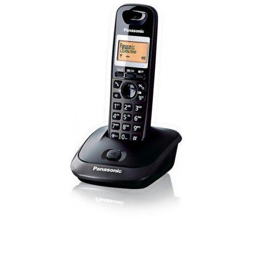 Τηλέφωνο ασύρματο μαύρο KXT-G2511 Panasonic