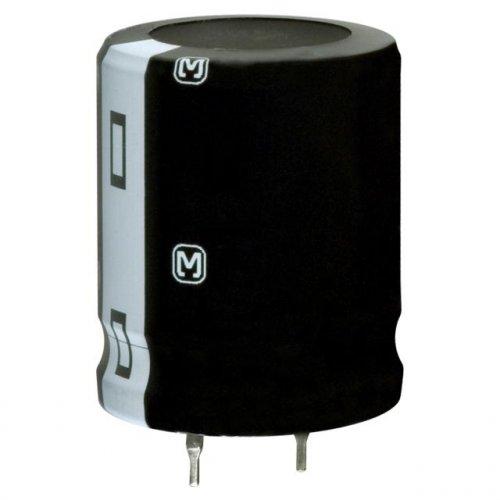 Πυκνωτής ηλεκτρολυτικός TKR100V3,3μF 105*C LELON