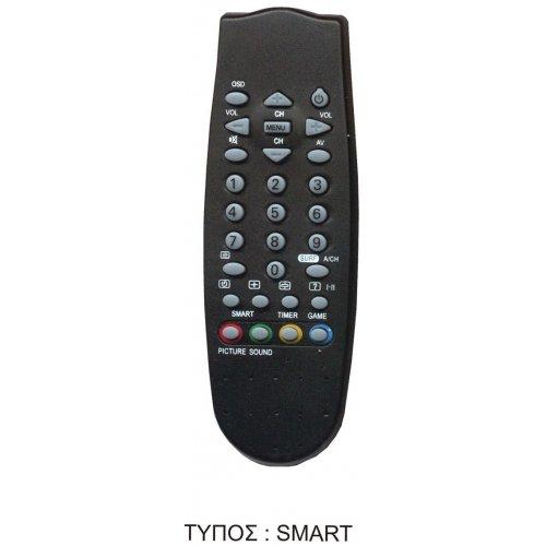 Τηλεχειριστήριο Philips smart