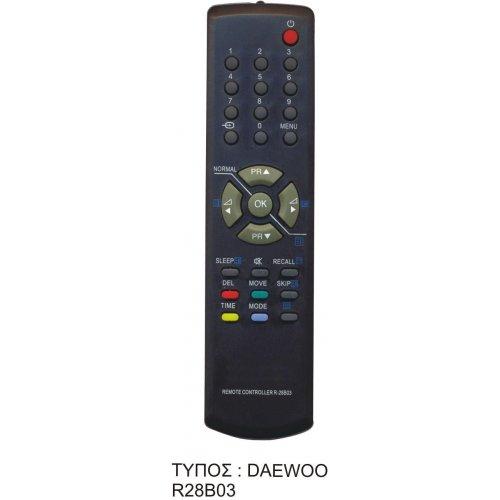 Τηλεχειριστήριο DAEWOO R28B03