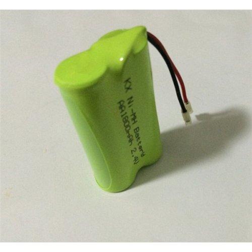 Μπαταρία pack 2 pcs x 1.2V AA 2.4V 980mAh Ni-Cd με καλωδιο Code S SAFT