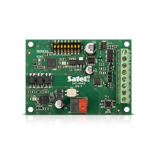 Κάρτα επέκτασης KNX ΙΝΤ-ΚΝΧ-2 Satel
