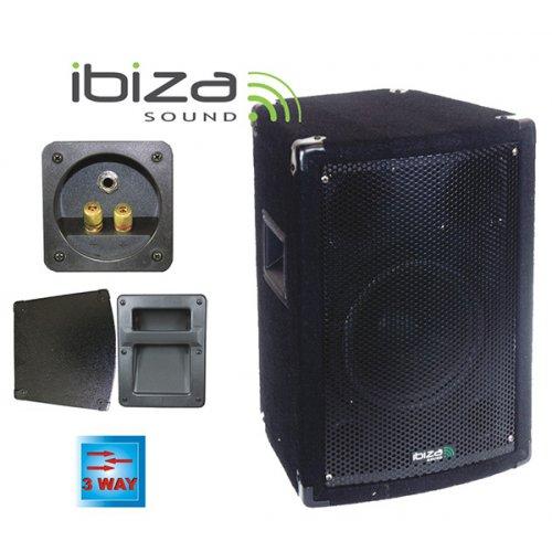 """Ηχείο παθητικό επαγγελματικό 10""""/25cm 8Ω 400W DISCO10B Ibiza Sound"""