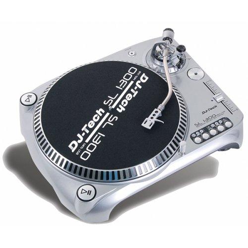 Pickup Επαγγελματικό για DJ με Εγγραφή Μέσω USB SL1300MK6 DJ Tech
