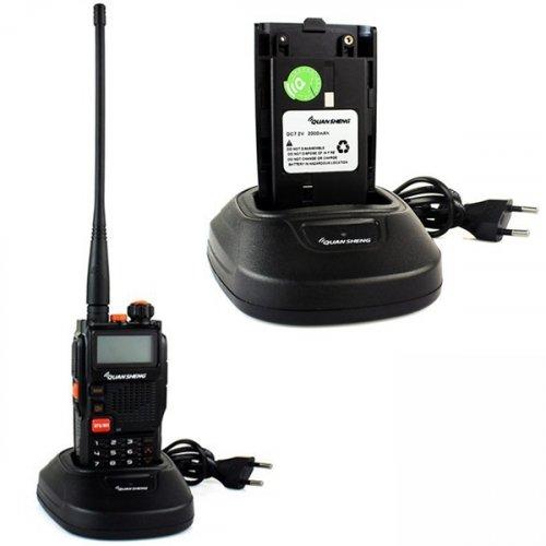 Πομποδέκτης Φορητός  VHF/UHF TG-K4ATUV Quansheng