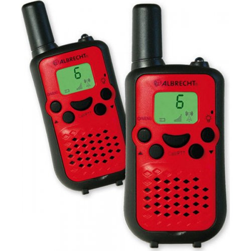 Walkie talkie Pmr Tectalk Easy 2 Albrecht