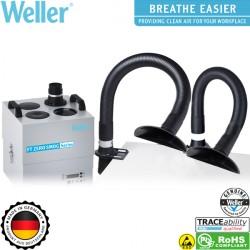 Zero Smog 4V Kit 2 funnel nozzles Volume extraction 53664699 Weller
