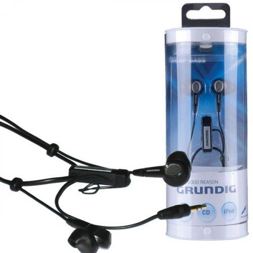 Ακουστικά στερεοφωνικά Handsfree με μικρόφωνο GRUNDIG