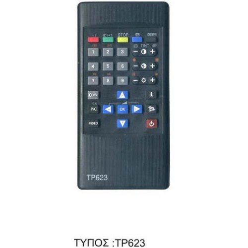 Τηλεχειριστήριο grundig TP-623