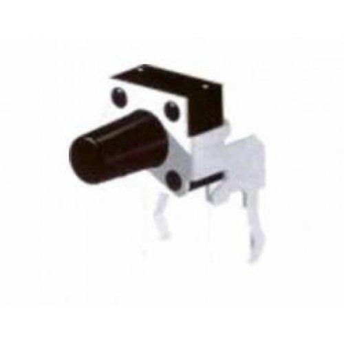 Tact switch 6x6x8.35mm 2pin γωνιακό TSVD-1