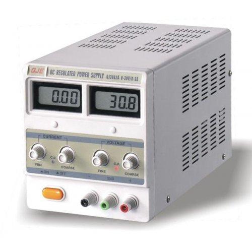 Τροφοδοτικό πάγκου ψηφιακό ρυθμιζόμενο 230V->0-30V DC 0-5A HY3005 V&A