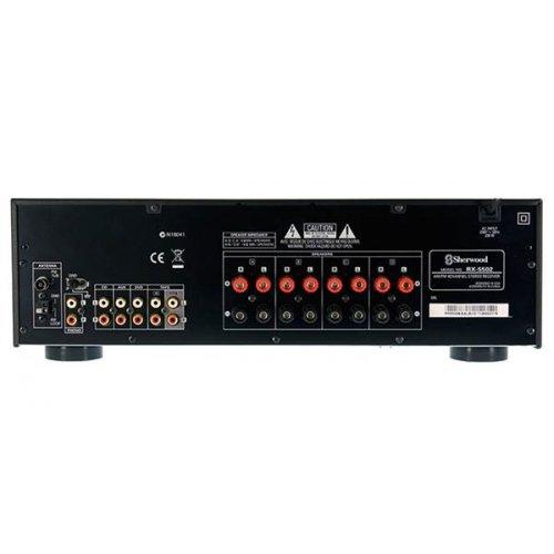 Ραδιοενισχυτής HI-FI  4 Κανάλια RX5502 Sherwood