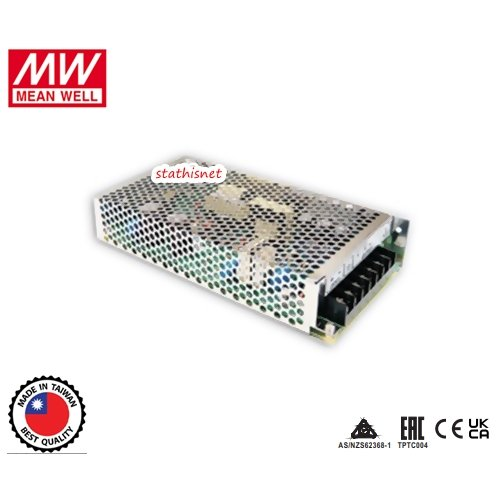 Converter SD100B-24 19-36V DC IN ->24V DC 4.2A 100W Switch mean well.
