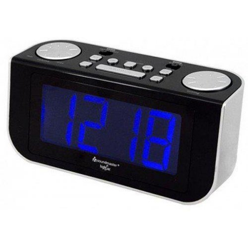 Ρολόι αφύπνιση SNOOZE Μεγάλη οθόνη UR8300