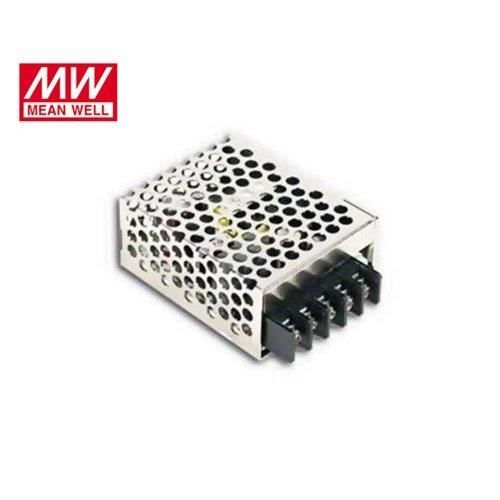 Τροφοδοτικό switch 230V IN -> OUT 12VDC 15W 1.3A κλειστού τύπου mini RS15-12 Mean Well