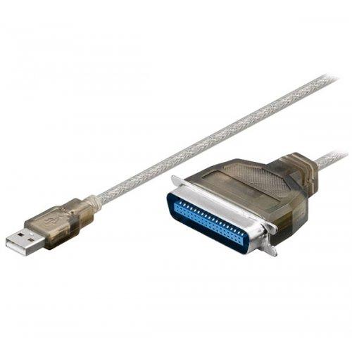 Καλώδιο USB 2.0 male -> centronics male (36-Pin) Goobay