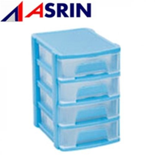 Κουτί αποθήκευσης πλαστικό ASR-2070