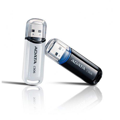 USB flash drive 32GB A-DATA C906 λευκό