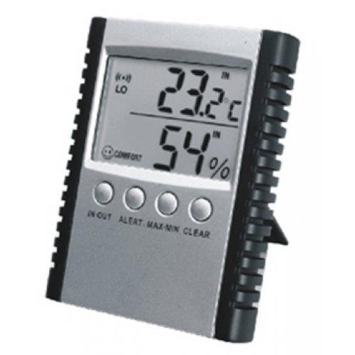 Θερμόμετρο υγρόμετρο ψηφιακό HC-520