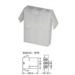 Φίσσα πλαστική 6700/P3 αρσενική