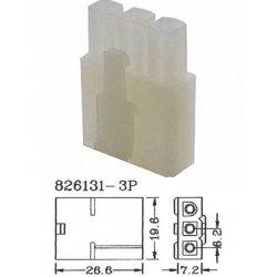Φίσσα πλαστική 6700/S3 θηλυκή