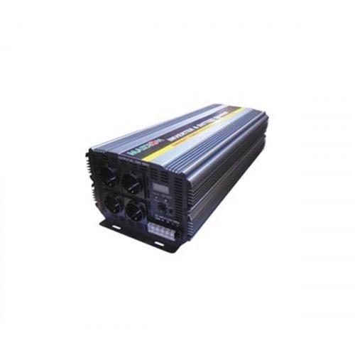 Inverter 12V->230V 5000W Τροποποιημένο Ημίτονο PIC-5000 Marxon