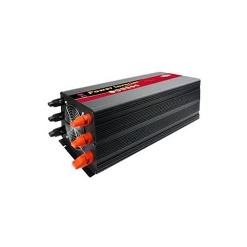 Inverter 24V->230V 5000W Τροποποιημένο Ημίτονο ZB5000-M Zonbo