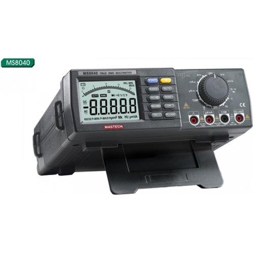 Πολύμετρο ψηφιακό πάγκου MS8040 Mastech