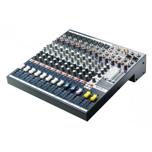Μίκτης 8 mono + 2 stereo SPIRIT EFX8 Soundcraft