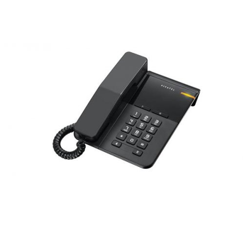 Τηλέφωνο temporis T22 μαύρο Alcatel