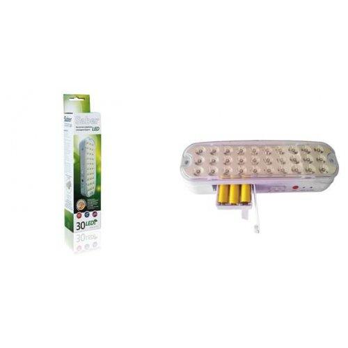 Φωτιστικό ασφαλέιας 30 led SE-5112L SABER