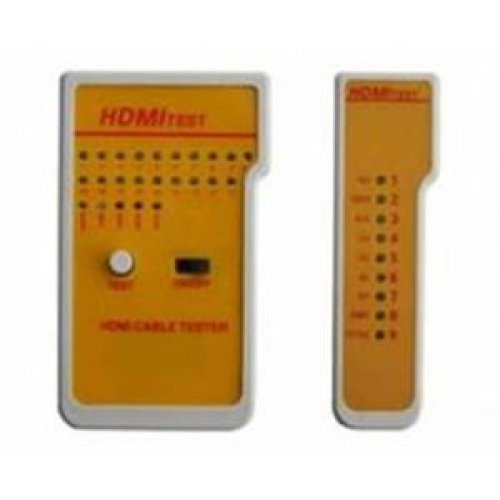Tester HDMI με διπλό display 12-25-064 COMP