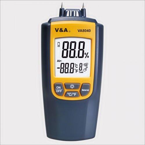 Μετρητής υγρασίας VA8040 V&A