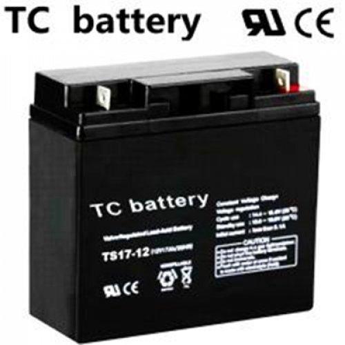Μπαταρία 12V 17Ah μολύβδου TC17-12 TC Battery