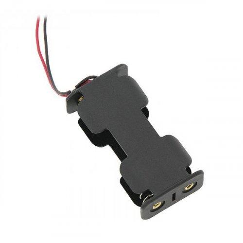Μπαταριοθήκη 2 x AA μπαταριών με καλώδιο BH0011A