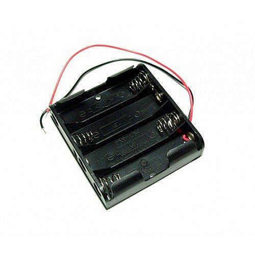 Μπαταριοθήκη 8 x AA μπαταρίας με καλώδιο BH0024A