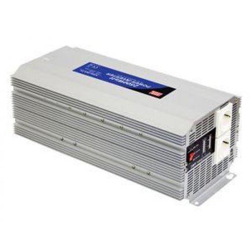 Inverter+φορτιστής 12V-230V 900W(1500VA) IPS-1500C Vmark Τροποποιημένο Ημίτονο