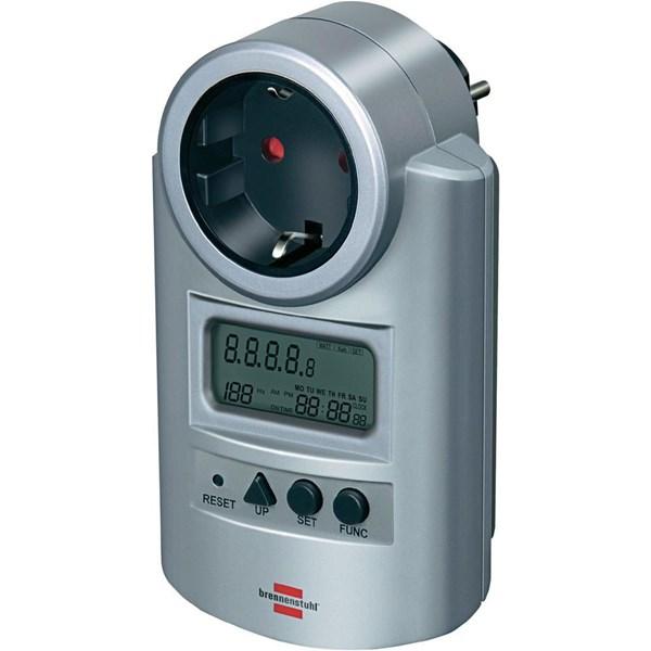 Μετρητής κατανάλωσης ενέργειας 1506600 BRENNENSTUHL