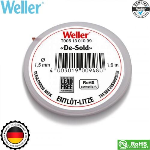 Σύρμα αποκόλλησης 1.6m 1.5mm 51301099 Weller