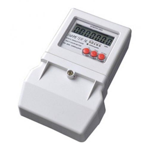 Κιλοβατοωρόμετρο επίτοιχο ψηφιακό 1 φάση DC 600A 12V DJSO-L08